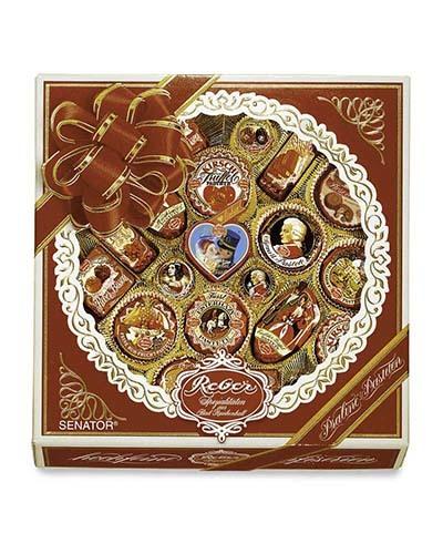 Шоколадные Конфеты Reber Senator Ассорти 830 гр.