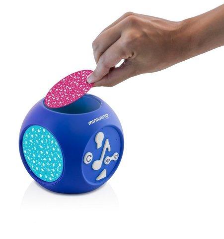 Miniland Dreamcube Музыкальный ночник-проектор (арт.89196)