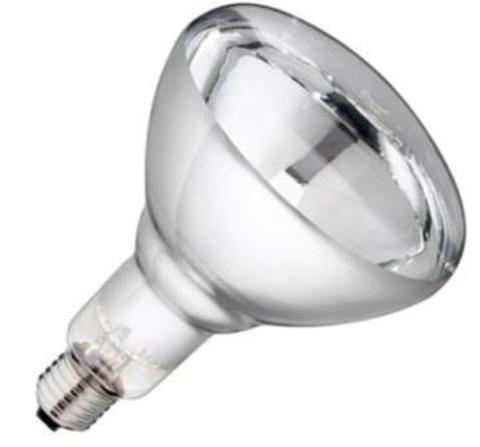 FITO Лампы тип цоколя E27 Инфракрасная ЭРА ИКЗ 220-250 R127 E27