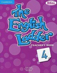The English Ladder 4 Teacher's Book