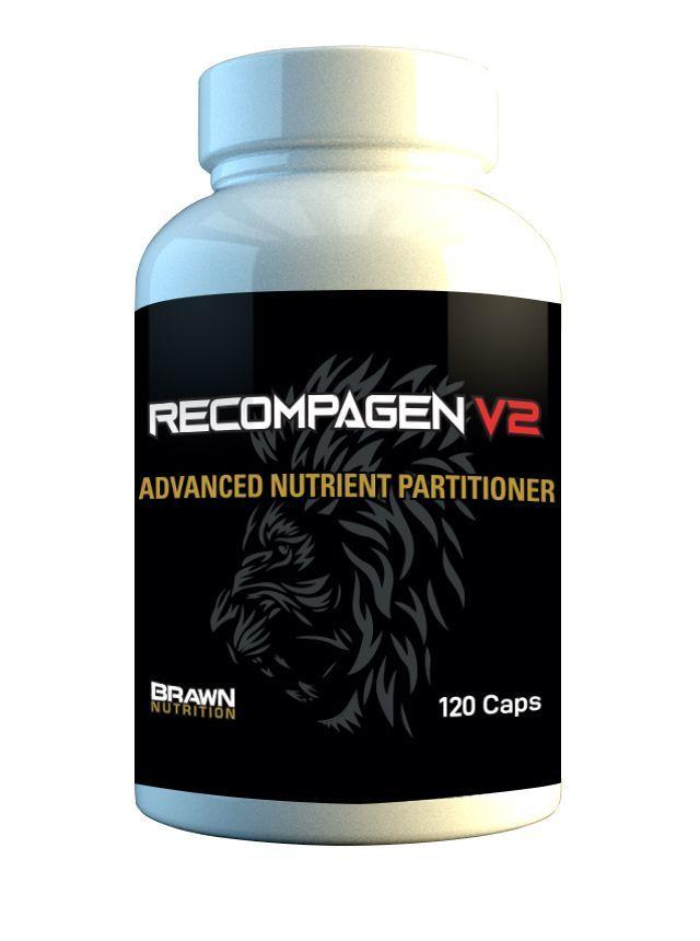 Brawn Nutrition Recompagen v2 | www.sportifarm.ru