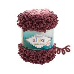 Пряжа Alize Puffy Fine Ombre Batik цвет 7276