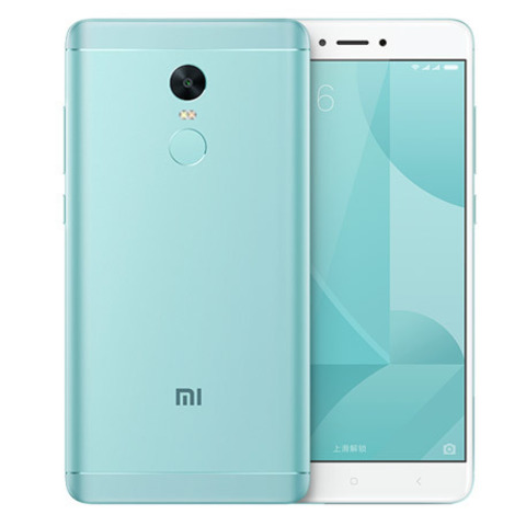 Xiaomi Redmi Note 4X 32GB green