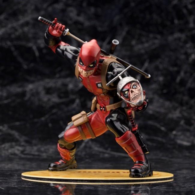 Марвел фигурка Дэдпул (копия) — Marvel Now Deadpool Chimichanga (copy)