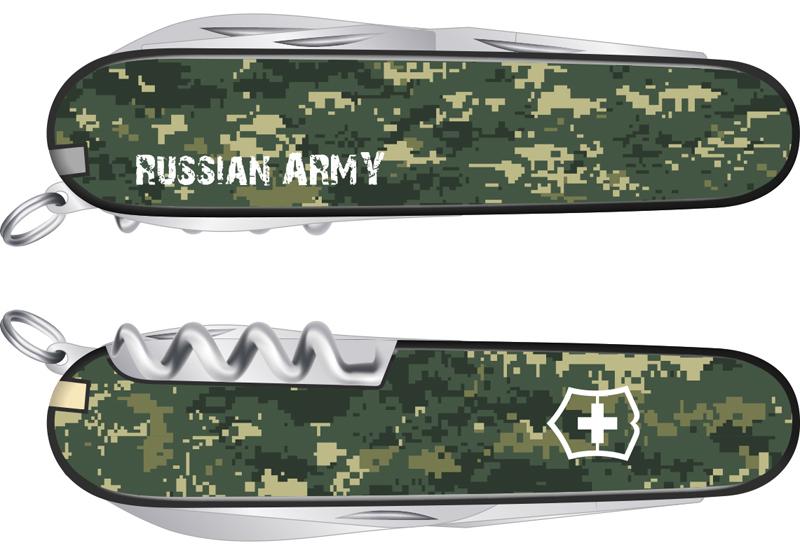Складной нож Victorinox Spartan