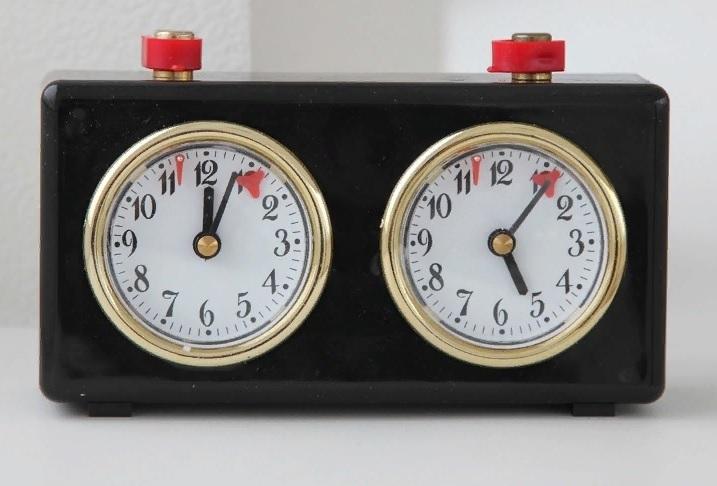 Шахматные часы Рубин