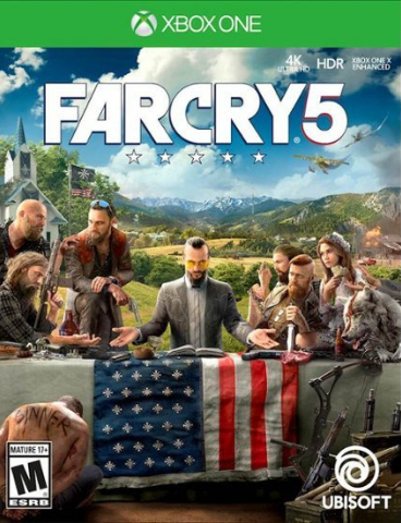 Far Cry 5 (Xbox One/Series X, русская версия)