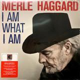 Merle Haggard / I Am What I Am (LP)