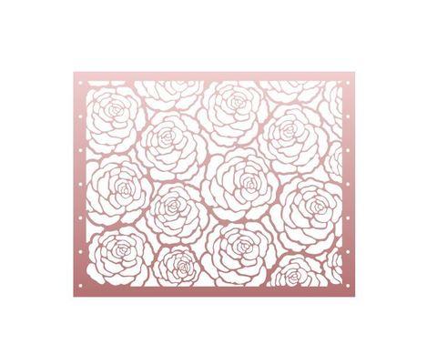Трафарет №2099 - Розы