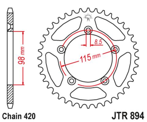 JTR894