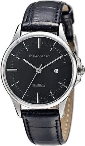 Наручные часы Romanson CL5A10LW(BK)