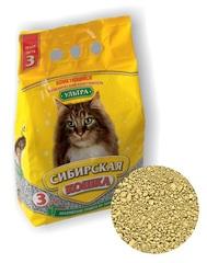 Наполнитель для кошачьего туалета, Сибирская Кошка Ультра