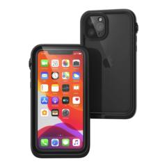 Водонепроницаемый чехол Catalyst Waterproof Case для iPhone 11 Pro черный (Stealth Black)