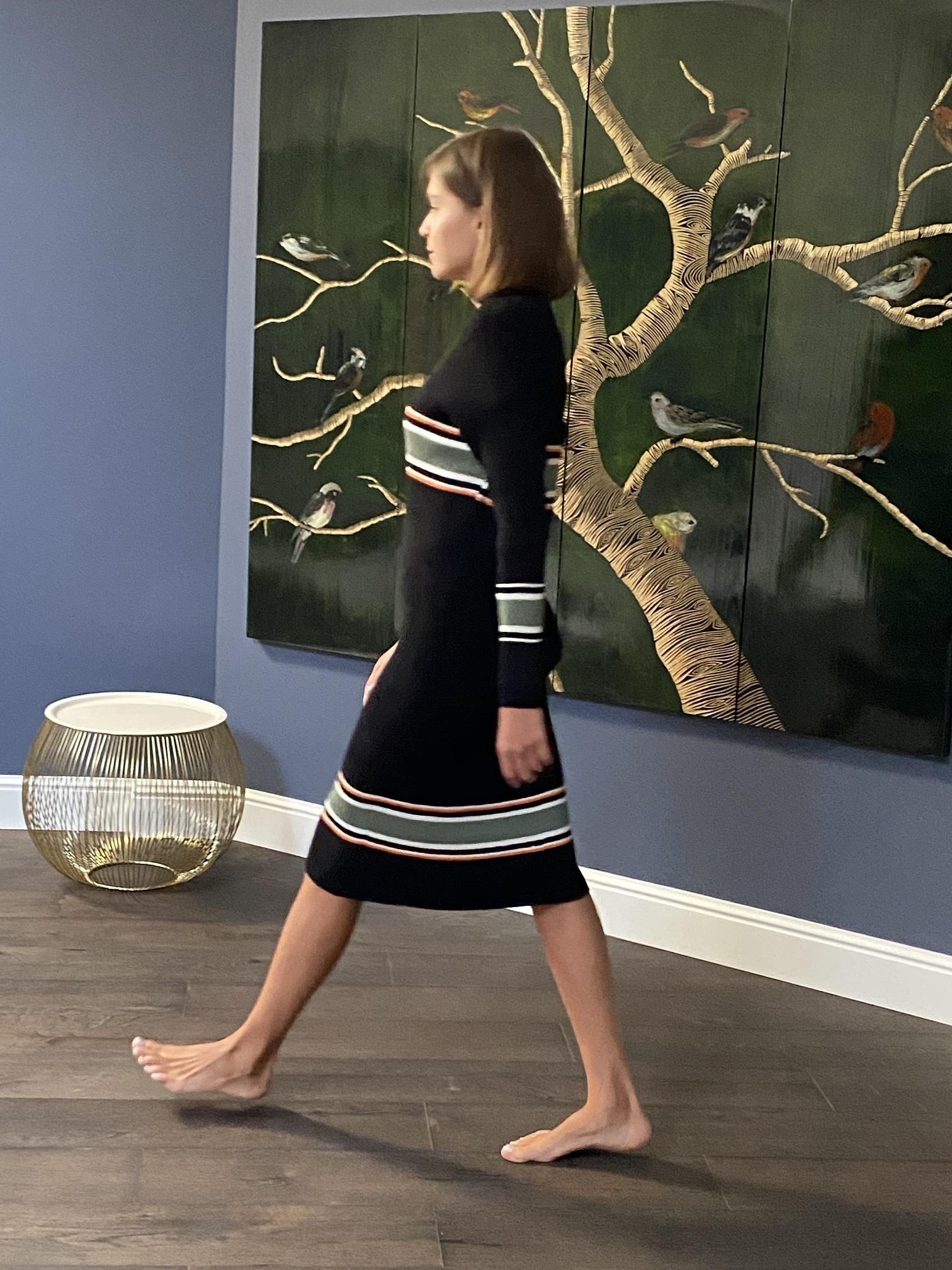 Платье, Ballerina, 305 (черный)