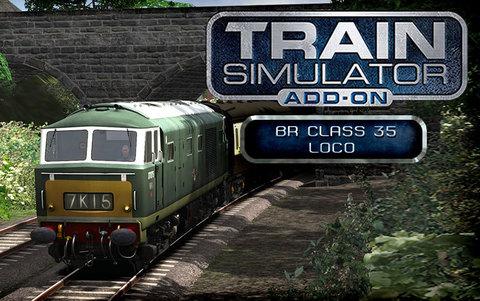 Train Simulator: BR Class 35 Loco Add-On (для ПК, цифровой ключ)