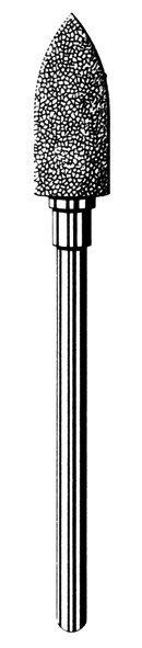 Лабораторные алмазные инструменты «SS WHITE» серия LAB 78/4060 Группа II. Средняя крошка.