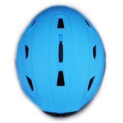 Горнолыжный шлем Blizzard Demon neon blue matt - 2