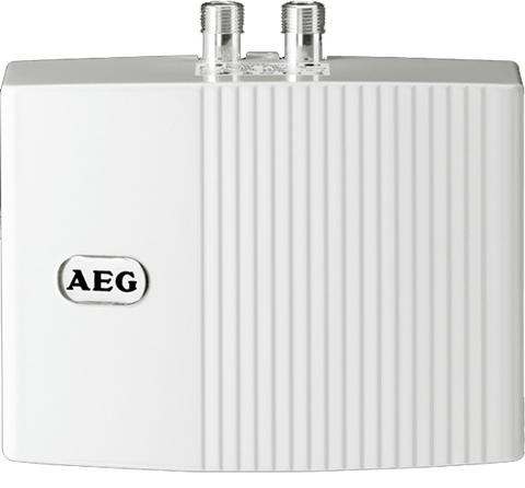 Проточный водонагреватель AEG MTD 350