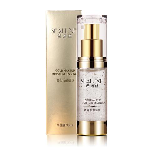 Золотая эссенция для макияжа Sealuxe