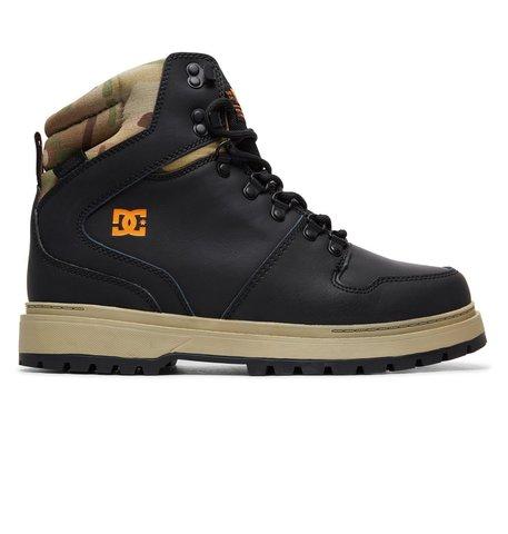 Ботинки DC Shoes PEARY TR M BOOT KMI BLACK/MULTI