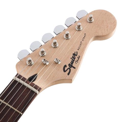 Fender Squier MM Stratocaster hard tail black