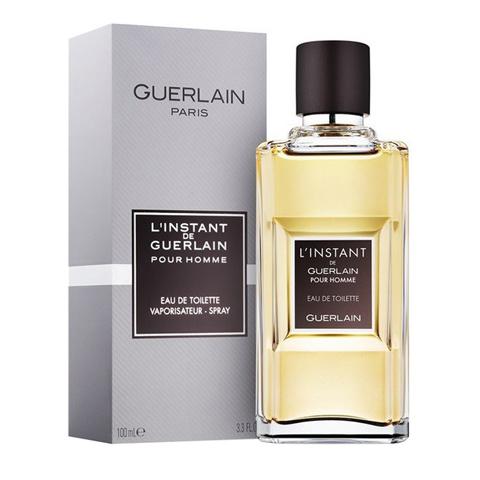 Guerlain: L'instant Homme мужская парфюмерная вода edp, 50мл