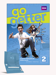 GoGetter 2 Student's MyEnglishLab Online Access