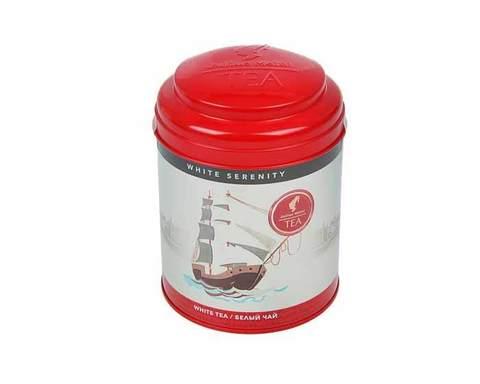 Чай белый с серебряными типсами листовой Julius Meinl Безмятежность