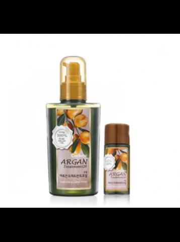 Welcos Confume Argan Treatment Oil аргановое масло в наборе (120 мл + 25 мл)