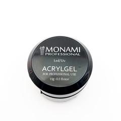 Акрил-гель Прозрачный Monami AcrylGel Clear 15 гр