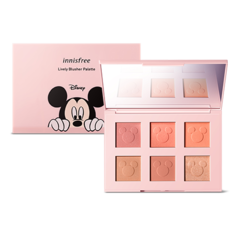 Палетка теней innisfree Lively Blusher Palette 17g