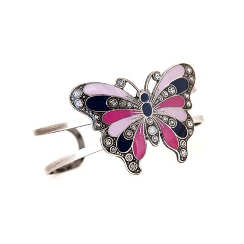 Браслет бабочка C73756.26 V/R