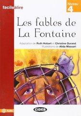 Fables De La Fontaine Livre(France)