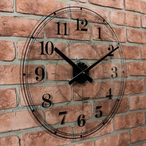 Настенные часы Nicole Time NT538