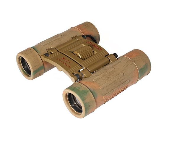 Бинокль Sturman 8x21 камуфляж - фото 1