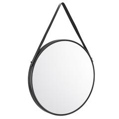 Зеркало настенное Lanza 42.5см черное Berg