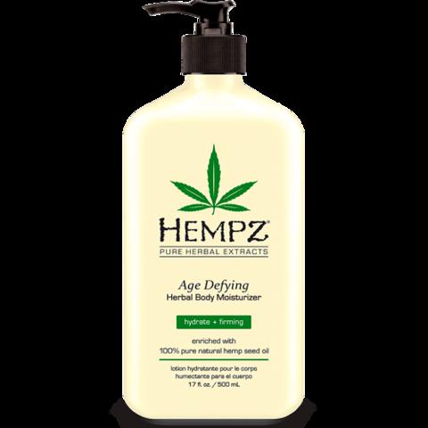 Молочко для тела увлажняющее Антивозрастное /Hempz Age Defying Moisturizer