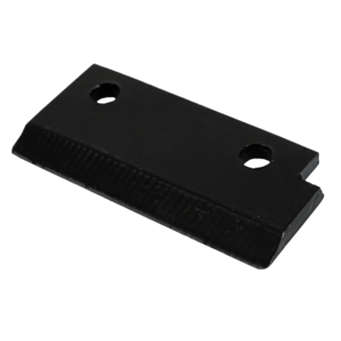 Нож сменный двухзаходного шнека для грунта DDE 300 мм (пара) (SK-300)