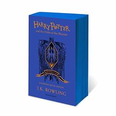Harry Potter and the Order of the Phoenix - Ravenclaw Ed (PB)