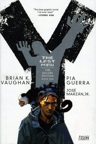 Y: The Last Man. Volume 1 Hard Cover