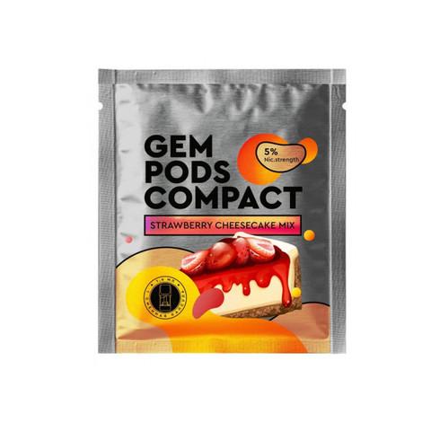 Gem Pods Compact (совместим с Logic) Клубничный чизкейк