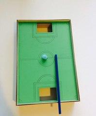 Логопедическая игра для развития речевого дыхания (футбол), Сенсорика