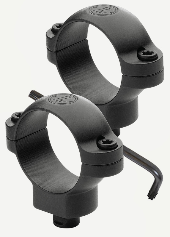 Кольца Leupold QR, 25,4 мм, высокие