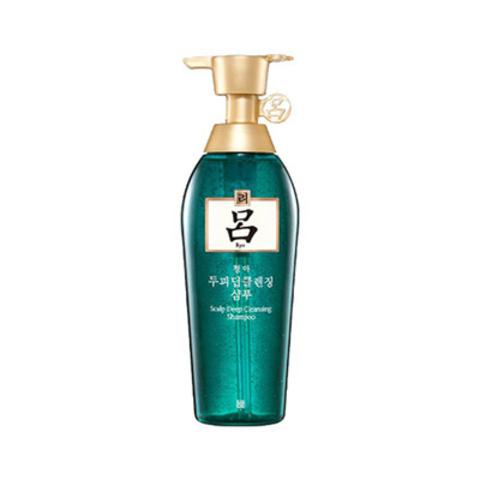 Ryo Scalp Deep Cleansing Shampoo шампунь для глубокого очищения кожи головы