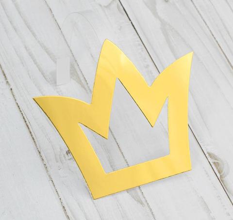 Открытка-воблер Корона