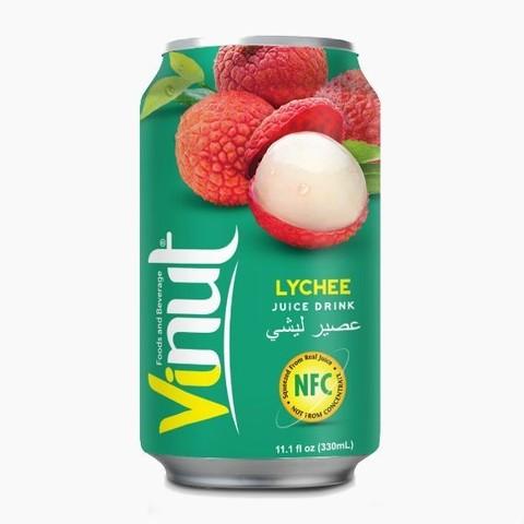 Сок личи Vinut - 330 мл.