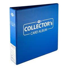 Альбом Blackfire Collectors Album - синий