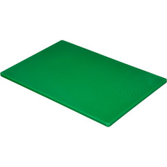 Доска разделочная Gastrorag 450х300x12 мм полиэтиленовая зеленая (артикул производителя CB45301GR)