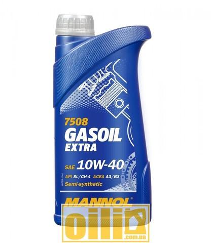 Mannol 7508 GASOIL EXTRA 10W-40 1л