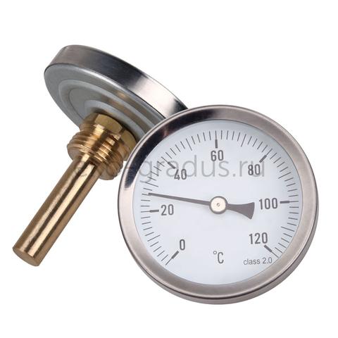 Термометр механический до 120C